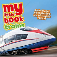 My Little Book Of Trains (BOK)