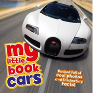 My Little Book Of Cars (BOK)