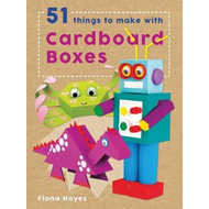 51 Things to Make with Cardboard Boxes (BOK)