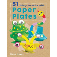 51 Things to Make with Paper Plates (BOK)