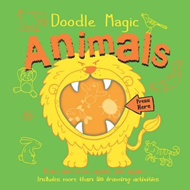 Doodle Magic Animals (BOK)