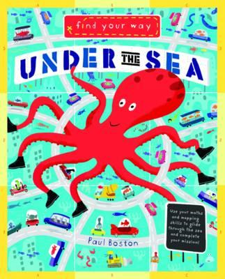 Find Your Way: Under the Sea (BOK)