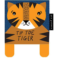 Tip Toe Tiger (BOK)