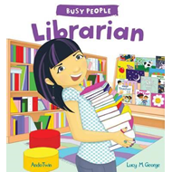 Busy People: Librarian (BOK)