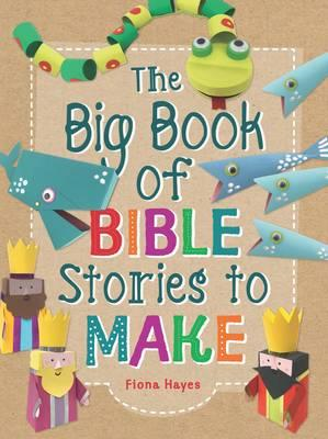 Big Book of Bible Stories to Make (BOK)