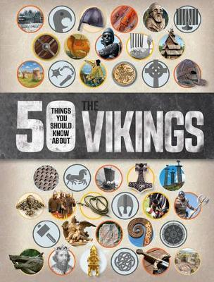 50 Things You Should Know About the Vikings (BOK)