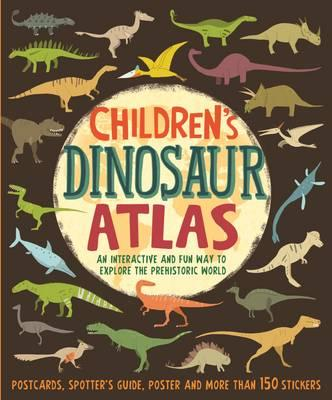 Children's Dinosaur Atlas (BOK)