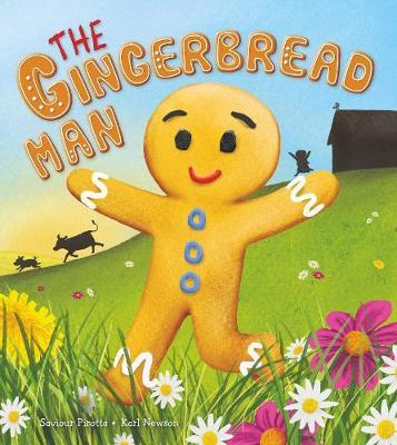 Storytime Classics: The Gingerbread Man (BOK)