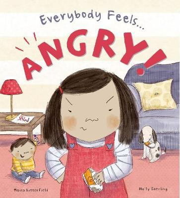Everybody Feels Angry! (BOK)
