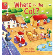 Reading Gems: Where is the Cat? (Level 1) (BOK)