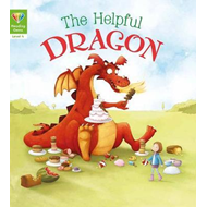 Reading Gems: The Helpful Dragon (Level 4) (BOK)