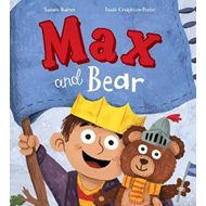 Storytime: Max and Bear (BOK)