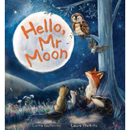Storytime: Hello, Mr Moon (BOK)