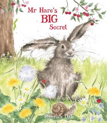 Mr Hare's Big Secret (BOK)