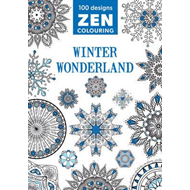 Zen Colouring - Winter Wonderland (BOK)