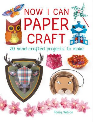 Now I Can Paper Craft (BOK)
