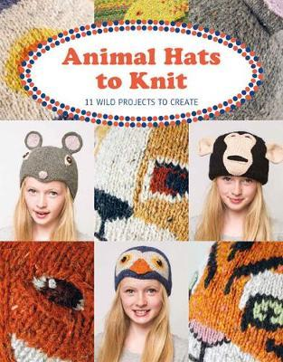 Animal Hats to Knit (BOK)
