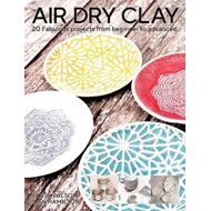 Produktbilde for Air-Dry Clay (BOK)