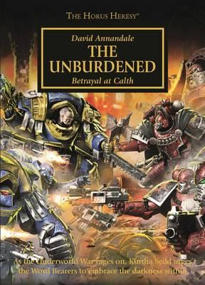 Horus Heresy: The Unburdened (BOK)