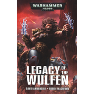 Produktbilde for Legacy of the Wulfen (BOK)