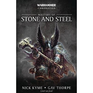Masters of Stone and Steel (BOK)