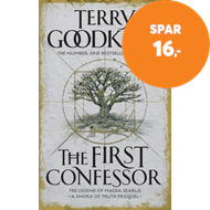 Produktbilde for The First Confessor - Sword of Truth: The Prequel (BOK)