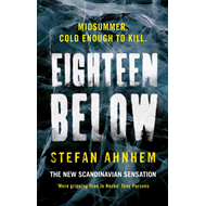 Produktbilde for Eighteen Below (BOK)