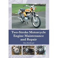 Two-Stroke Motorcycle Engine Maintenance and Repair (BOK)