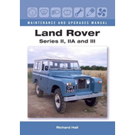 Land Rover Series II, IIA and III (BOK)