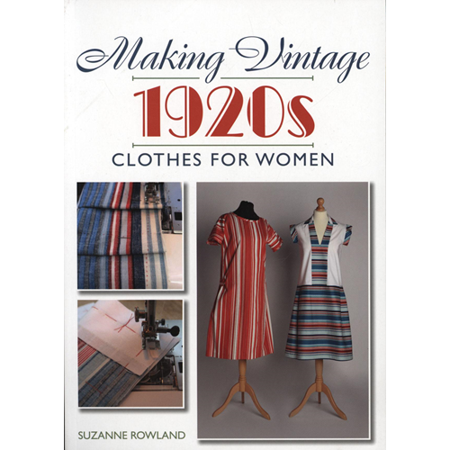 Making Vintage 1920s Clothes for Women (BOK)