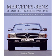Mercedes-Benz SL and SLC 107-Series 1971-1989 (BOK)