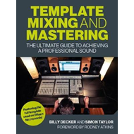 Produktbilde for Template Mixing and Mastering (BOK)