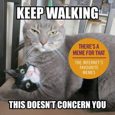 Keep Walking, This Doesn't Concern You (BOK)