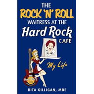 Rock 'N' Roll Waitress at the Hard Rock Cafe (BOK)