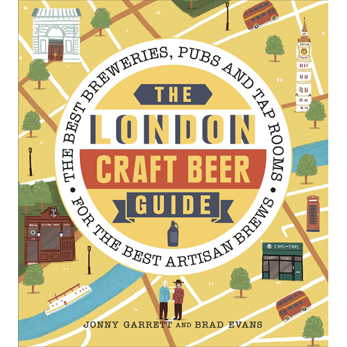 London Craft Beer Guide (BOK)
