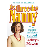 Three Day Nanny: Your Toddler Problems Solved (BOK)