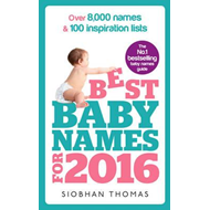 Best Baby Names for 2016 (BOK)