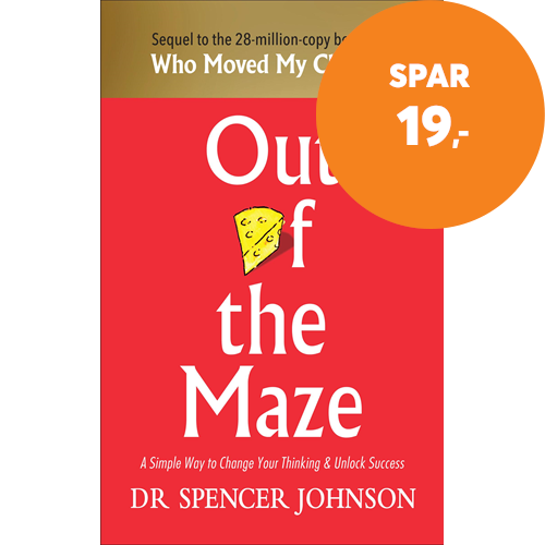 Out of the Maze - A Simple Way to Change Your Thinking & Unlock Success (BOK)