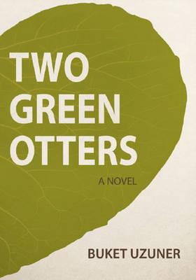 Two Green Otters (BOK)