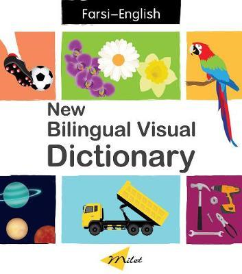 New Bilingual Visual Dictionary English-farsi (BOK)