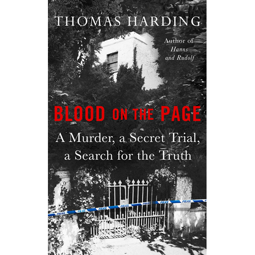 Blood on the Page (BOK)