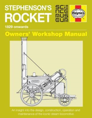 Stephenson's Rocket Manual (BOK)
