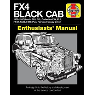 FX4 Black Cab Enthusiasts Manual (BOK)