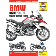 BMW R1200 Liquid-Cooled Service and Repair Manual (BOK)