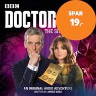 Produktbilde for Doctor Who: The Sins of Winter - A 12th Doctor audio original (BOK)