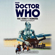 Doctor Who: The King's Demons (BOK)