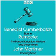 Rumpole: The Penge Bungalow Murders and other stories (BOK)