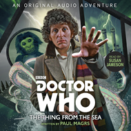 Produktbilde for Doctor Who: The Thing from the Sea (BOK)