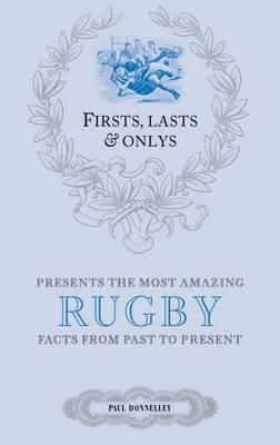 Firsts, Lasts & Onlys (BOK)