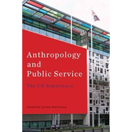 Anthropology and Public Service (BOK)
